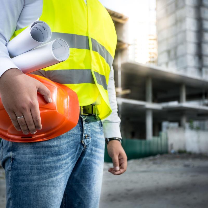 Seguridad en obras de construcción: Servicios de Gabinete Arquitectura Técnica José Andrés Roa Corcuera
