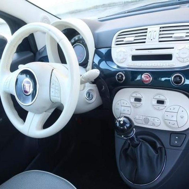 VENDIDO   FIAT 500 1.2 : servicios y vehiculos de AUTORRESCATE VIROLLA S.L.