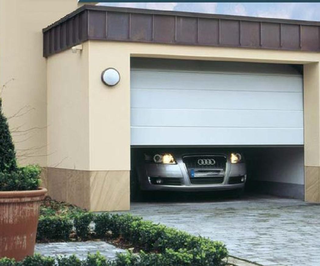 La seguridad en las puertas de garaje automáticas