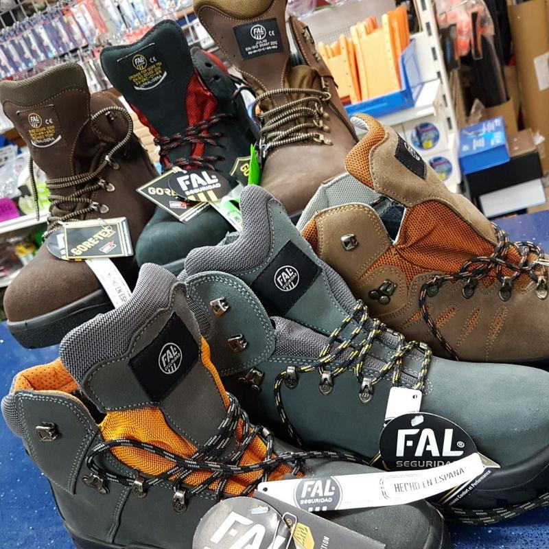 Botas de aguas y botas de trabajo: Productos de Gayma Vicedo