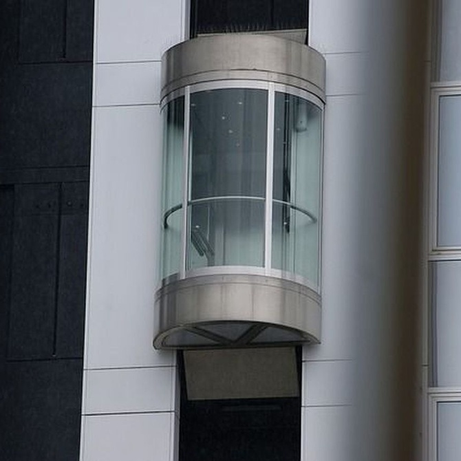Los principales tipos de ascensores que existen en la actualidad
