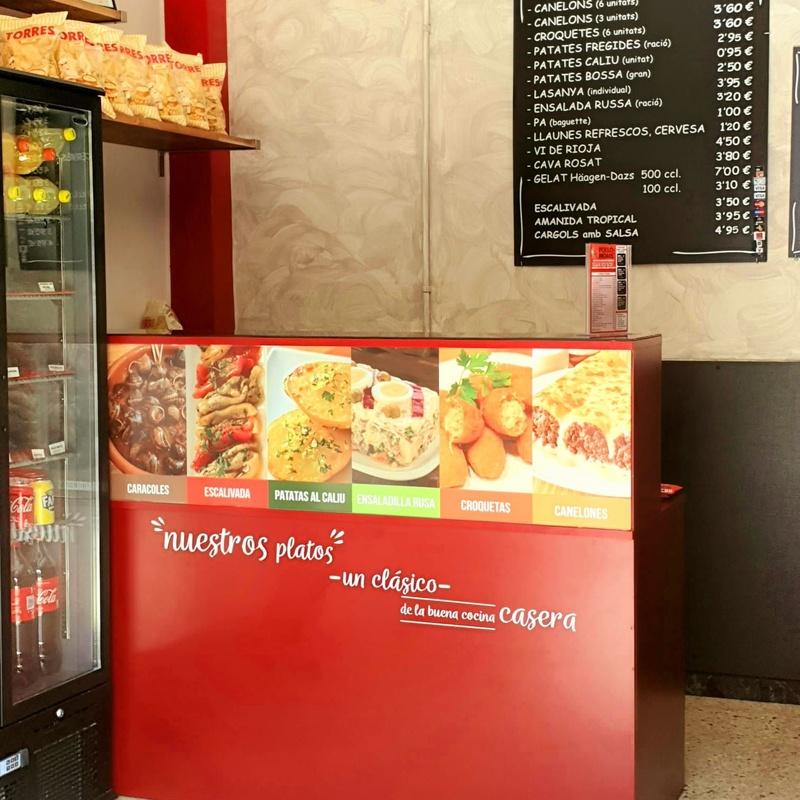TODOS LOS MENÚS Y PRECIOS: Productos y servicios de Pollo Home