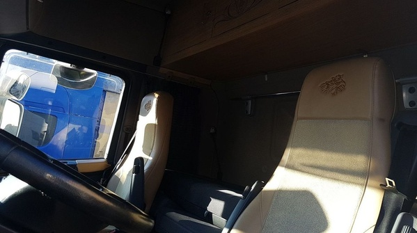 SCANIA R 500 HIGHLINE : Camiones de Autotruck Salamanca