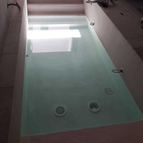 Trabajos eléctricos piscina en Hotel Mislata