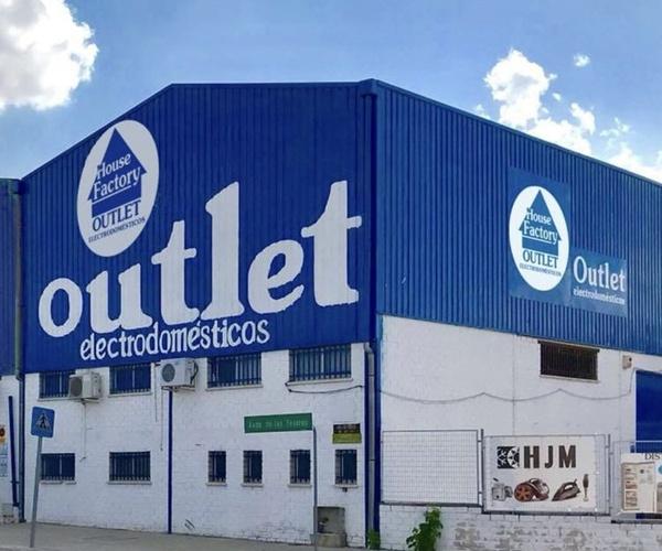 Almacén de electrodomésticos baratos en Leganés