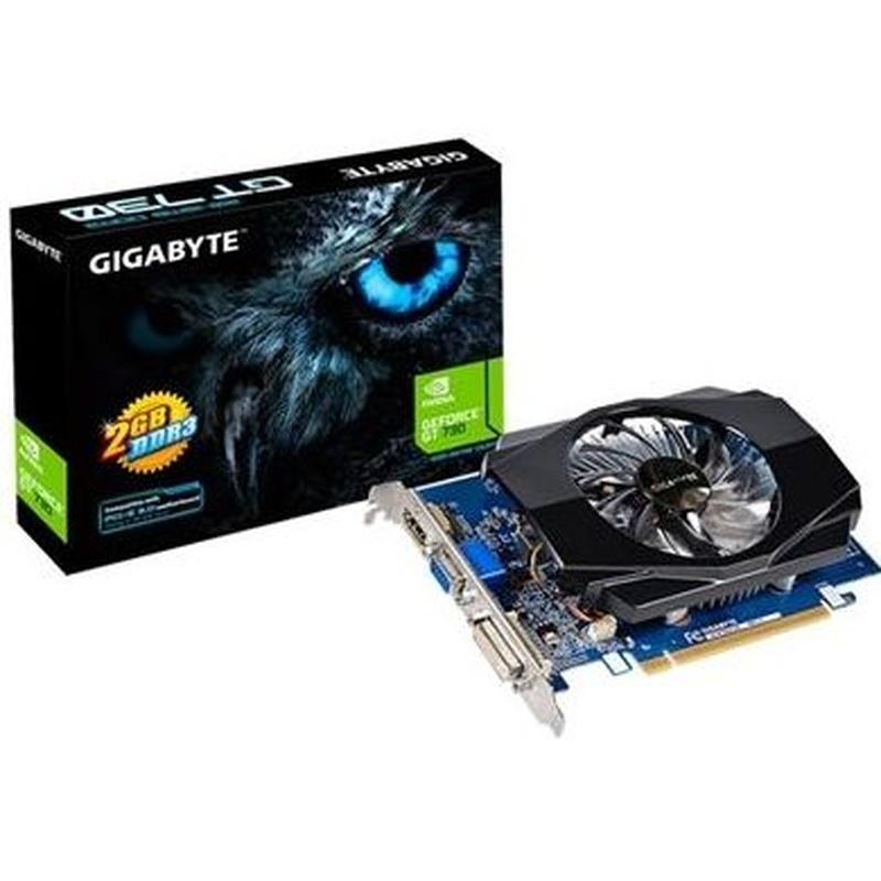 Gigabyte VGA NVIDIA GT 730 2GB DDR3 : Productos y Servicios de Stylepc