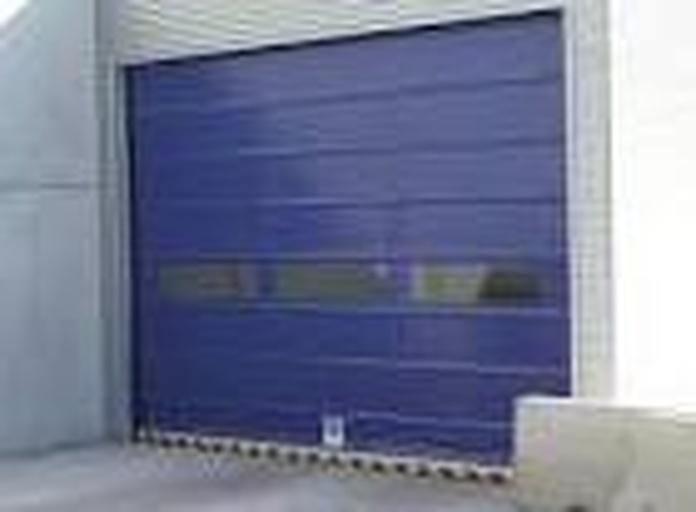 Puertas rápidas: Trabajos de R.F.C. Puertas Automáticas