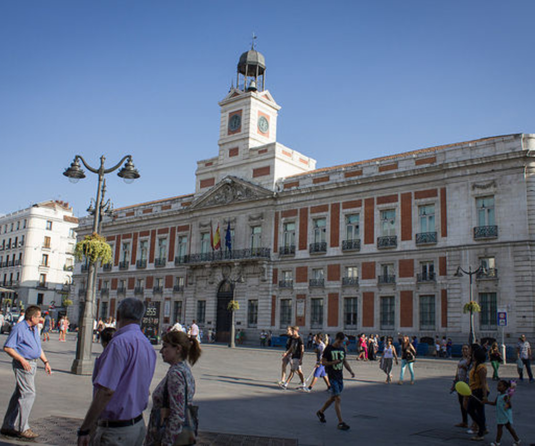 Lugares con encanto en Madrid