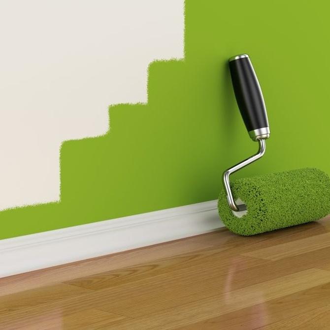 Los tonos de moda para pintar tu casa