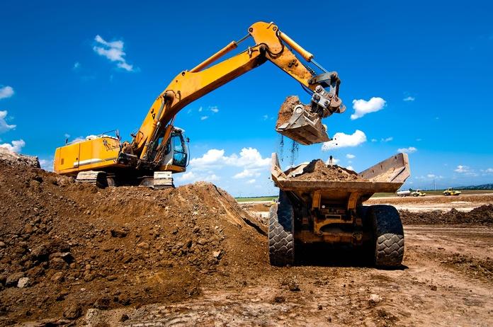 Movimientos de tierra: Servicios de Excavaciones Ginard