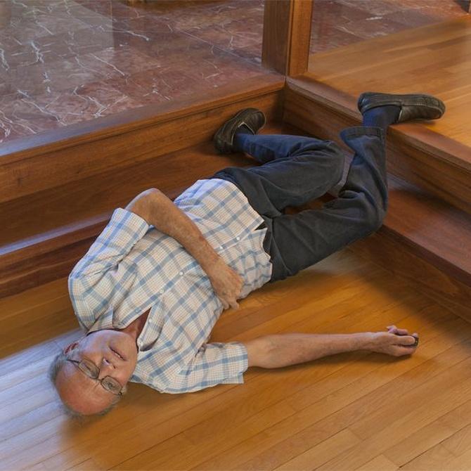 Algunos accidentes domésticos que pueden sufrir los ancianos