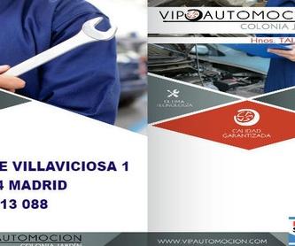 10. Mecánica: Servicios de Vip Automoción Pozuelo