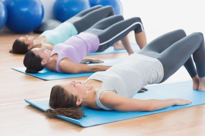 Pilates terapéutico: Servicios de Pilates By Mauge