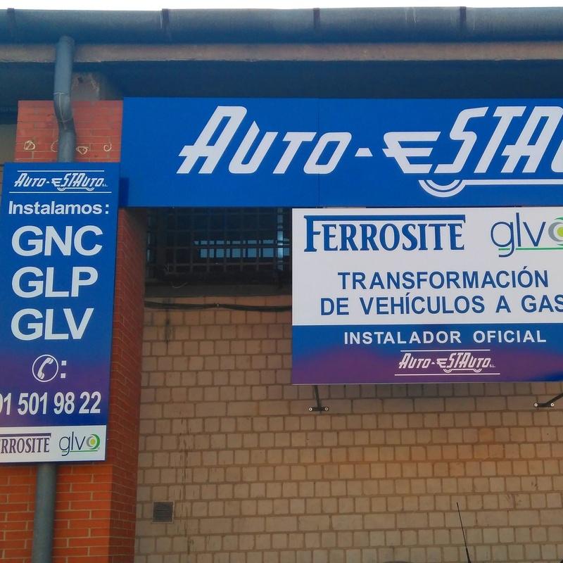 AUTOGAS GLP EN MADRID: Catálogo de Auto-Estauto, S.L.