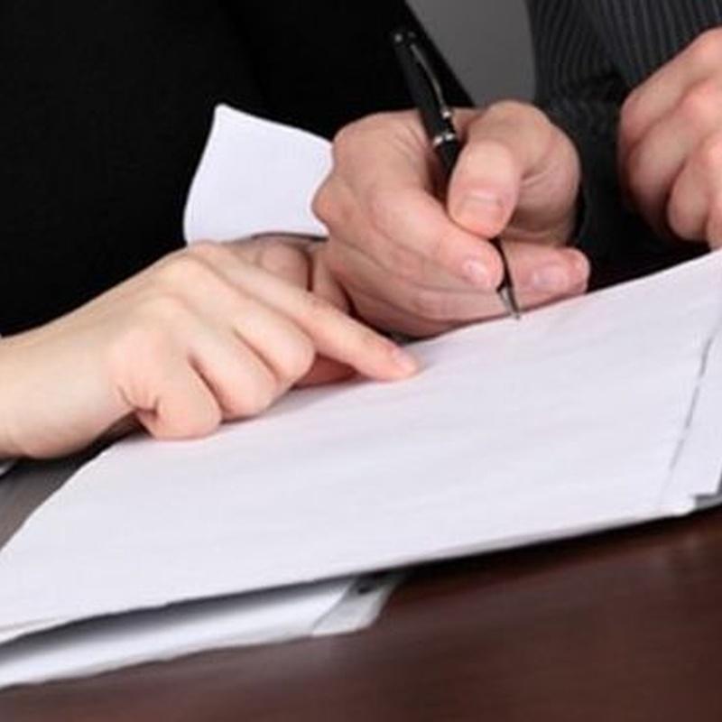 Asesoría y gestión laboral: Servicios de Gestoría Moro