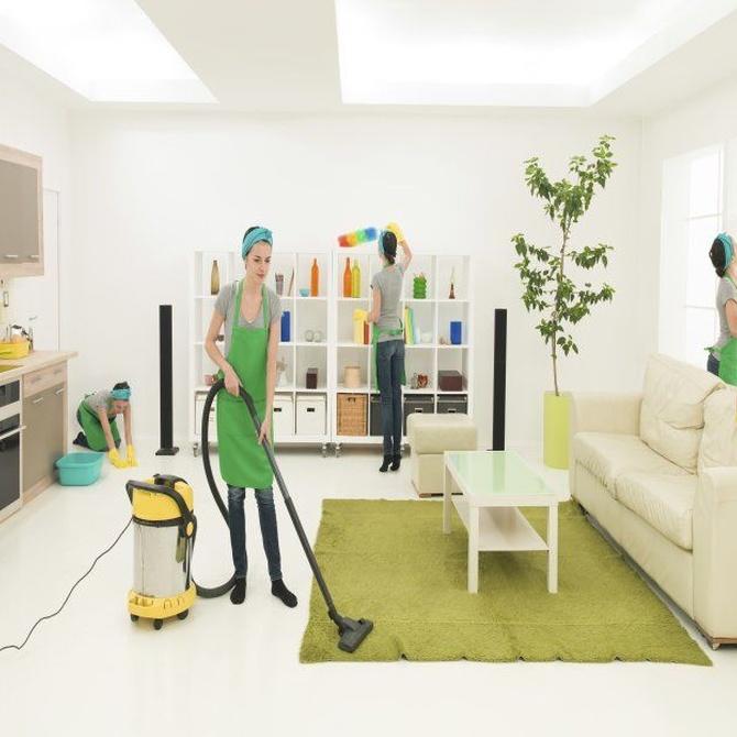 ¿Sabes cómo debe ser la limpieza después de una obra?