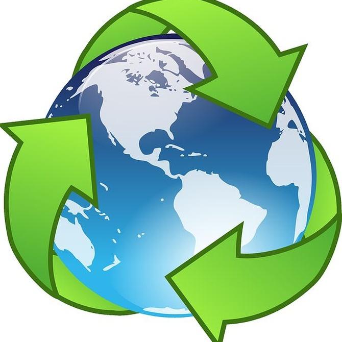 El reciclaje de los palets