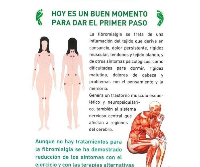 Fibromialgia: Servicios de Esther Ruiz Peluquería y Estética