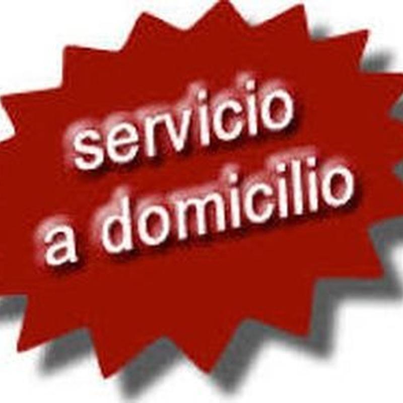 Servicio a Domicilio: Servicios de Gestoría Ogayar
