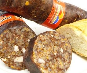 Sarta dulce: Productos de Hermanos González