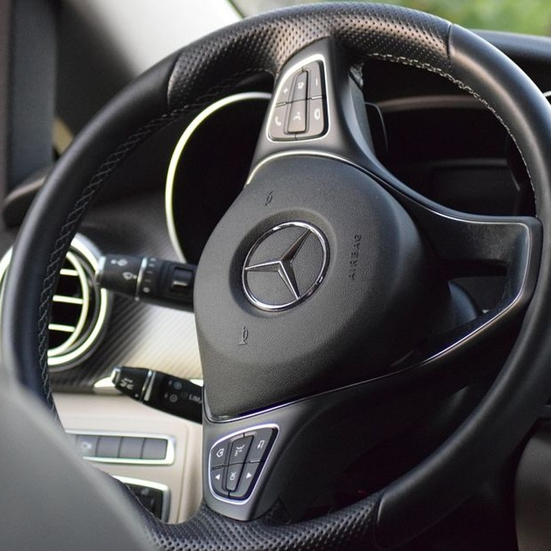 Reparación y tintado de volante: Catálogo de Car Wash Alcorcón