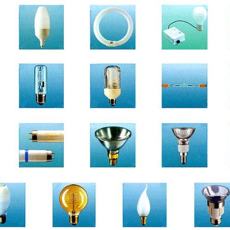 Alumbrado convencional: Productos de Mercurio Alumbrado