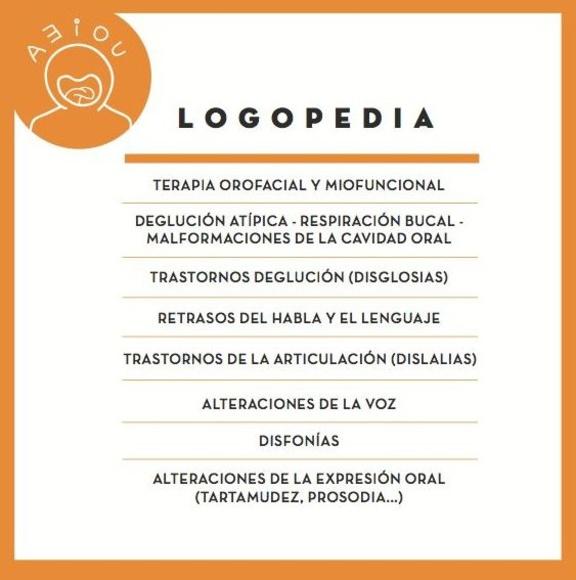 Logopedia: Servicios de Centro GOA