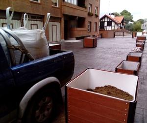 Empresa de jardinería en Sopelana