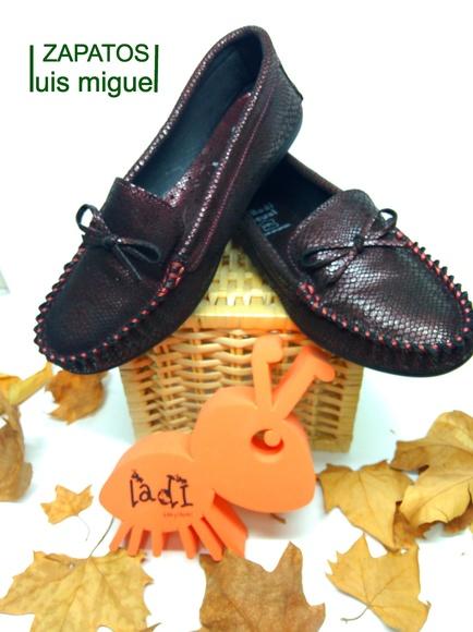 mocasines super comodos: Catalogo de productos de Zapatos Luis Miguel