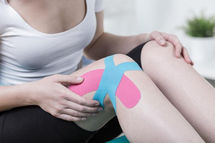 Vendaje neuromuscular: Tratamientos de Kinesics Fisioterapia
