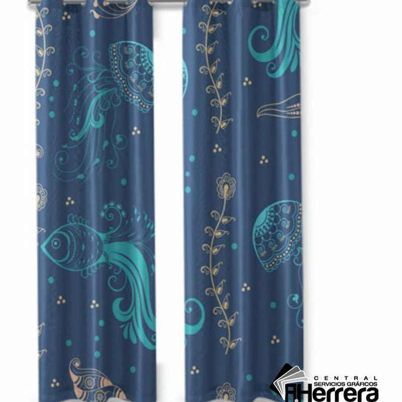 cortinas personalizadas