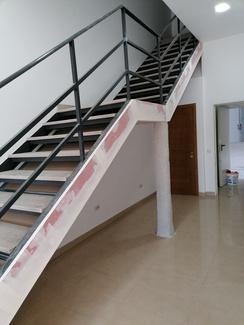 Protección de escaleras como vía de evacuación