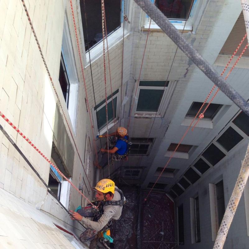 Arreglo de fachadas Torrelavega-Santander