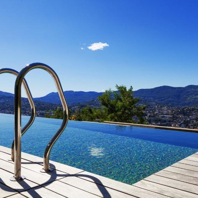 ¿Qué tienen de especial las piscinas desbordantes?