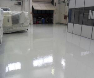 Aplicaciones de suelos de resinas epoxy en Madrid