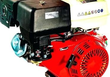 MOTOR (TIPO HONDA)389 CC 3600 RPM 13 HP EJE CILINDRICO 25.4 MM Cód. HS-716
