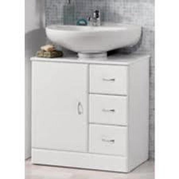 Lavabo estándar con mueble  + 98,00  €