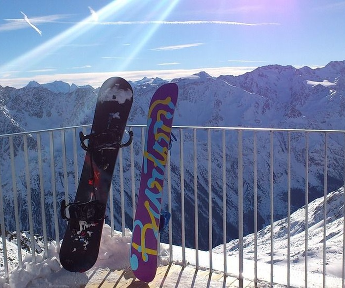 Alquiler: Servicios de Tebarray Boutique Sport Ski