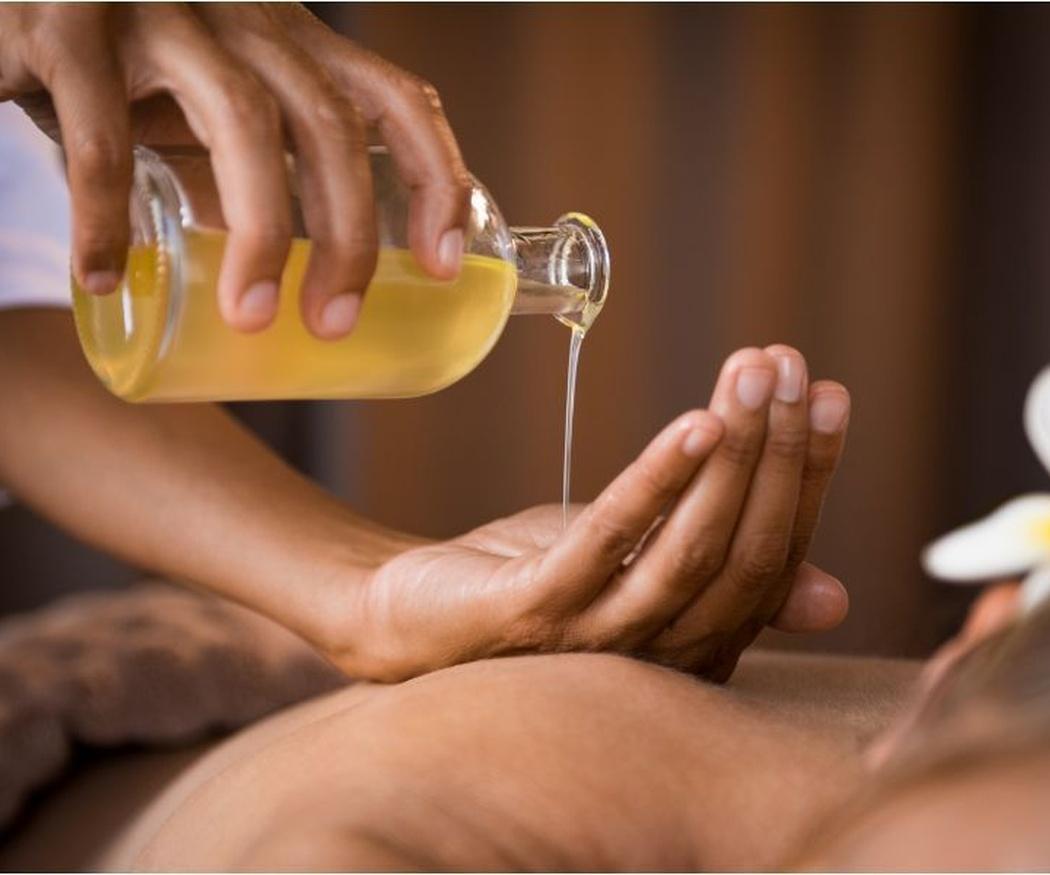 Los beneficios del masaje ayurveda