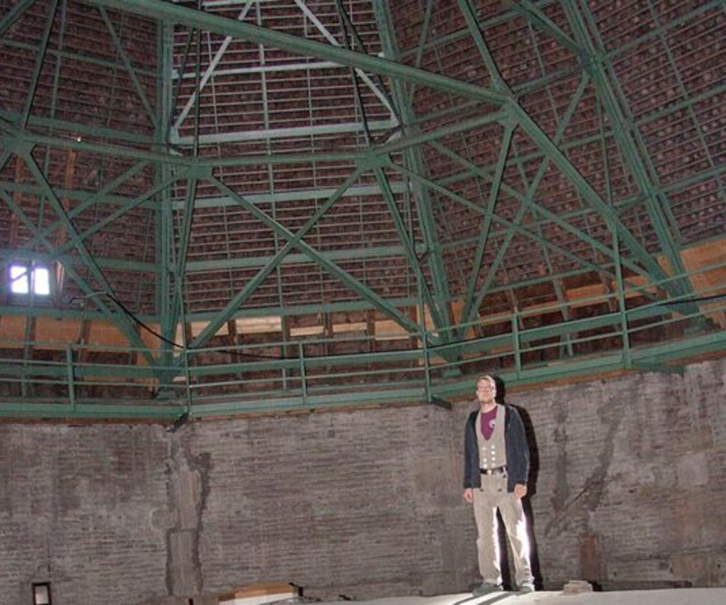 ¿Estructuras de hormigón o bóvedas de albañilería?