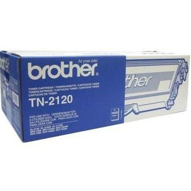 BROTHER TN-2120 Tóner Negro HL-2140/50N/70W: Productos y Servicios de Stylepc