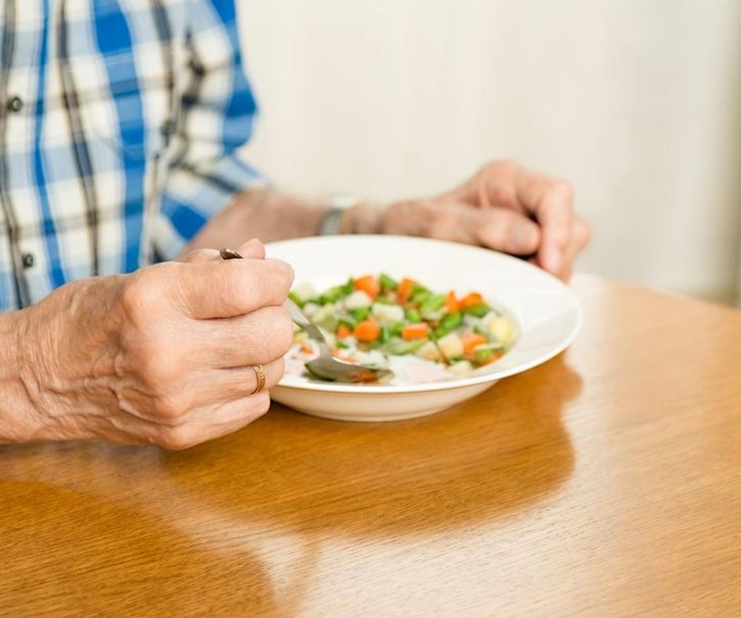 Horarios de comidas en la tercera edad