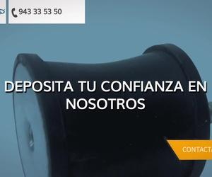 Muelles metálicos en Guipúzcoa | Lesol