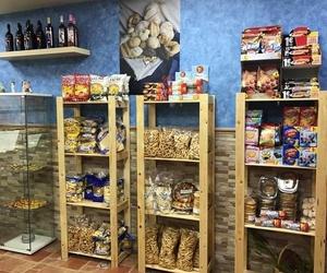 Interior de nuestra panadería