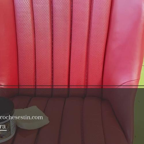 Tapicería del automóvil en Barcelona  | Tapicería de Coches Estin - Resta Classic