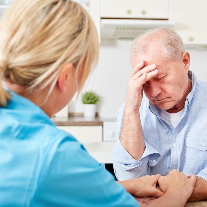 Enfermedades que requieren cuidados a domicilio