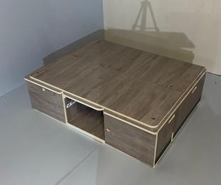 Mueble Salón-Cama S (Hasta 115x80x32cm)