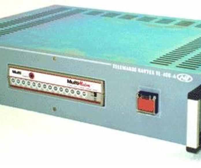 Control Remoto Navtex / Interfaz: Productos de Invelco, S.A.