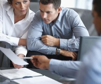 Tramitación de hipotecas y escrituras notariales: Servicios de Gestoría Hernández