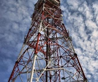 Instalación de antenas de TV y satélite: Servicios de Tele Antenas
